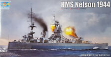 TRUMPETER® 06717 HMS Nelson 1944 in 1:700