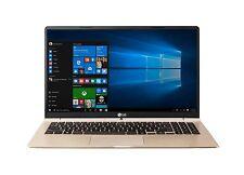 "NEW LG gram 15.6"" Ultra-Slim Laptop 8GB 256GB SSD i5-6200U IPS 15Z960 GOLD"