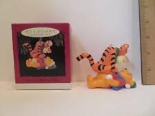 Hallmark Keepsake Ornament Winnie the Pooh & Tigger Walt Disney Co. w/Box
