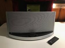 Bose SoundDock 10 iPod iPhone Bluetooth Music Speaker System w Wireless Adapter