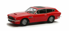 MATRIX SCALE MODELS - ASTON MARTIN V8 SHOOTING BRAKE 1986 RED COLOUR 1:43 SCALE