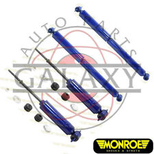 Monroe Brand New Shocks Front & Rear Chevy Blazer S10 GMC Jimmy Sonoma 2WD