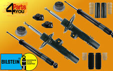 4X BILSTEIN Shock Absorbers SET BMW X3 E83 dampers kit Front  REAR + COVERS TOP