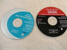 2 Stewart's Calculus - CD Rom's Windows 98 Edition - Early Transcendentals - Too