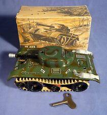 NIEDERMEIER Tank PN 400 Blech Panzer OVP vintage 50's tin toy boxed G173