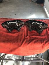 Dodge Viper RT-10 GTS Gen 1/2 left/right Brembo calipers 04723572/04723573