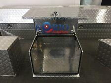 Aluminium Generator Tool Box 750Lx500Wx550H Camper Caravan UTE/Car/Truck Toolbox