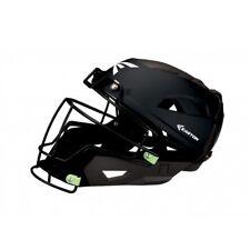 Easton Mako Baseball/Softball Catcher's Helmet A165324 Small Black/Gray
