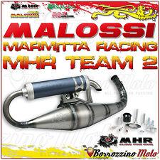MALOSSI 3214763 MARMITTA RACING MHR TEAM 2 ESPANSIONE BETA ARK 50 2T LC