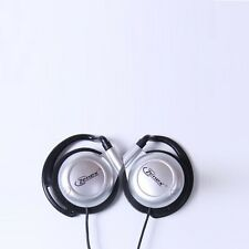 ZENEX ZN-EP5349-S Clip on Earphones Stereo Powerful bass Silver /GENUINE
