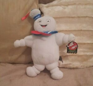 """Ghostbusters Stay Puff 14"""" Marshmallow Man Plush Toy"""