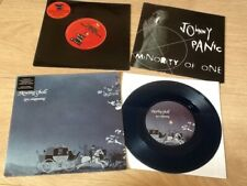 """3 INDIE 7"""" SINGLES . HOWLING BELLS . LITTLE MAN TATE . JOHNNY PANIC"""