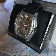 BRAND NEW Tocs Men's 40002  Oblong Black Watch