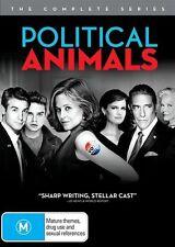 Drama Political M Rated DVD & Blu-ray Discs
