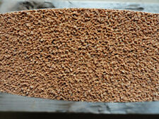 "Cork belt Untreated for polishing rock 1 1/2"" Wide  Fits 6"" Drum Lapiday Sanding"