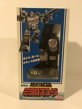 Pre - Transformers Micro Change MC-20 Perceptor Takara MIB Unused Mint