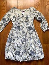 NWOT$278 Anthropologie Yoana Baraschi silk dress, bubble skirt, size 6, S