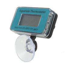 2X New Digital Submersible Fish Tank Aquarium LCD Thermometer Temperature Meter