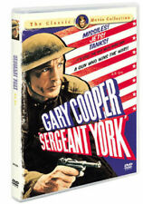 [DVD] Sergeant York (1941) Gary Cooper *NEW