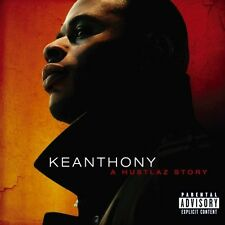 KeAnthony - Hustlaz Story [New CD]