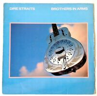 "1987 Dire Straits ‎– Brothers In Arms LP 12"" Vertigo ‎– 824 499-1"