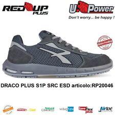 UPOWER SCARPE ANTINFORTUNISTICA DRACO PLUS S1P SRC ESD U-POWER RED UP PLUS