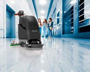Numatic TT4045 240v Walk Behind Floor Cleaning Scrubber Dryer Twintec 2021 MODEL