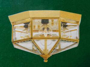 NEW Madison Avenue Light Fixture Lighting & Fan Company 08787