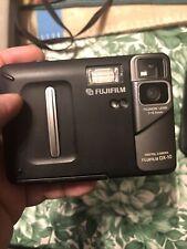 Fujifilm Dx 10 0.9 Mp Digital Camera - Black