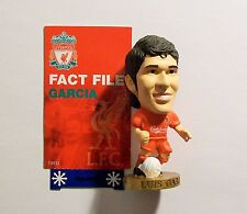Prostars LIVERPOOL (HOME) LUIS GARCIA, PR033 GOLD BASE Loose With Card LWC