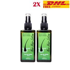 2X NEO Hair Lotion Longer Root Treatment Nutrients Green Wealth Thai 120 ml.