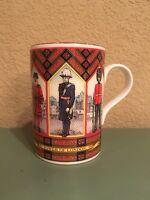 James SADLER Best of British Bone China Mug Porcelain England Tower Of London
