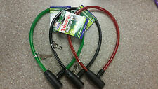 "24"" BIKE LOCK CABLE CHAIN 2 KEYS 1 PC, Bicycle"