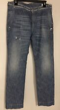 New NWT Designer Mauro Grifoni Jeans Size 46 10US