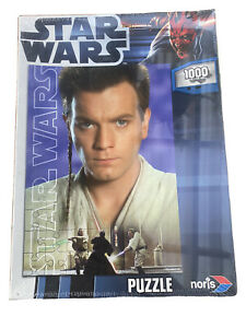 Star Wars 1000 Piece Puzzle! Noris Puzzles New And Sealed