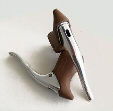 Vintage Classic Retro Dia compe Aero Brake levers BL-07 (brown hoods)
