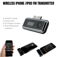 FM188AB iPod & Iphone4 FM Transmitter With DC Car Charger - mbeat