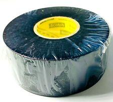Scotch/3M Super 33+ Vinyl Electrical Black Tape 1 1/2 1.5  in x 36 yds