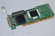 Dell J4588 PERC 4 U320 SCSI PCI-X RAID 64Mo Controller tarjeta adaptadora