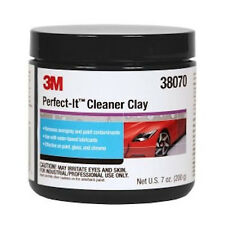 3M 38070 Perfect It III Auto Detail Overspray, Fallout, Rail Dust Cleaner Clay