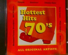 Hottest Hits of the 70's - All Original Artists CD Album, Santana, Johnny Nash