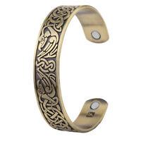 Viking Runes Jewelry Nordic Rune Bracelet Bangle Men Women Wristband