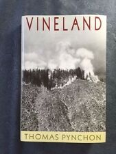 VINELAND. SIGNED BY THOMAS PYNCHON