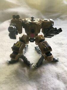 Rockem Sockem Robot Action Figure BAZOOKA-BOT