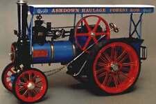 Allchin Road moteur avec toit Kit-modèle en métal blanc à monter et à peindre