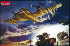 Roden 437 - 1:48 OV-1C Mohawk  - Neu