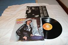 Dion LP with Original record Sleeve-KINGDOM IN THE STREETS