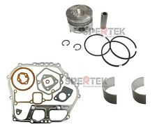 Piston & Gaskets + Bearing For Yanmar Diesel Engine & Generator L100 186F 10HP