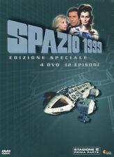 Spazio 1999 - Stagione 2 Vol. 1 - Special Edition (4 Dvd) PASSWORLD
