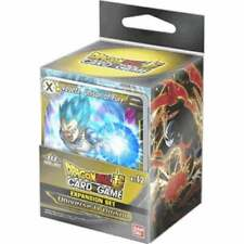 DRAGON BALL Z SUPER CARD GAME EXPANSION DECK BRAND NEW ~ BE12 UNIVERSE 11